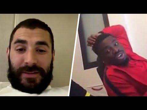 5 Stars Du Foot Qui Ont Insulté D'autres Footballeurs Sur Les Réseaux Sociaux | Oh My Goal