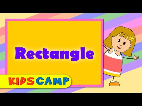 Rectangle - Teach & Learn Shapes for Kids