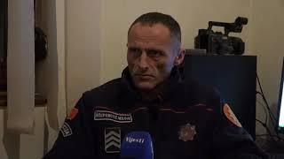 POLICAJAC MILOJE SĆEPANOVIĆ IZJAVA - TV VIJESTI 27.12.2019.