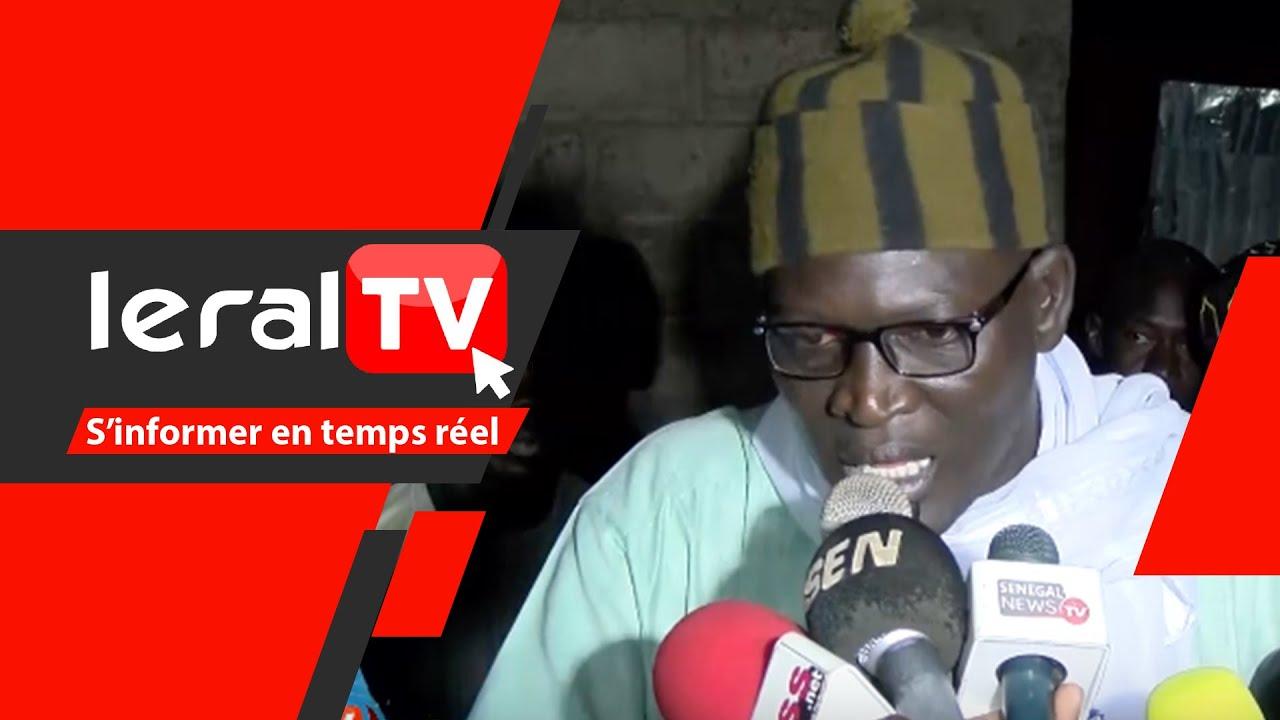"""S. Abdou Lahad Mbacké Ndoulo : """"Voter Macky Sall et arrêtons de politiser Serigne Touba"""""""