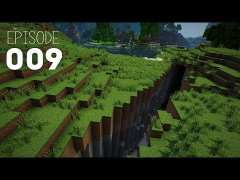 Minecraft Lets Play EP9 | Triple Ravine Town! (1.12 Single Player)