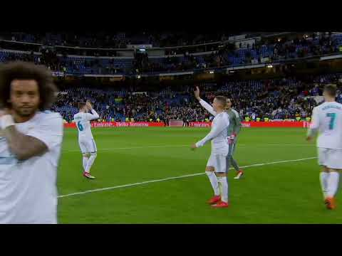 Experience Inter 3D camera LaLiga 2018 Real Madrid