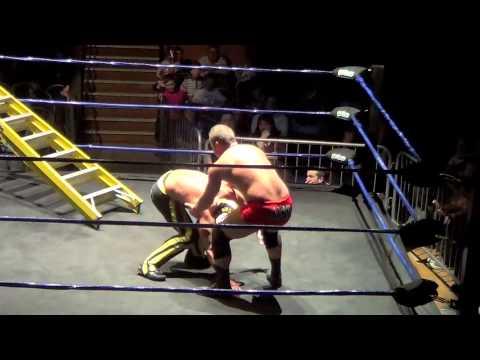 PBW Championship Ladder Match - Liam Thomson vs El Ligero