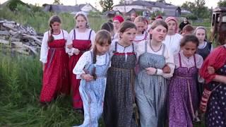 Свадьба в деревне Ветвеник