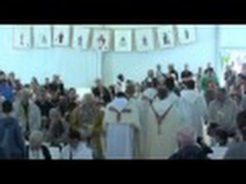 Replay Paray Procession du Saint Sacrement du 20 août 2016