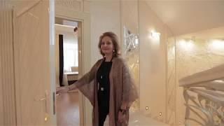Обзор интерьера кабинета в стиле ар деко от Анжелики Прудниковой