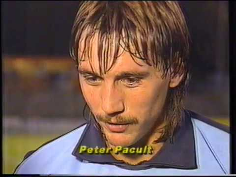 Peter Pacult Interview 1990