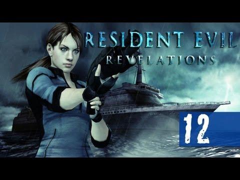 Resident Evil: Revelations - Walkthrough - Part 12 - Gotta Get Away