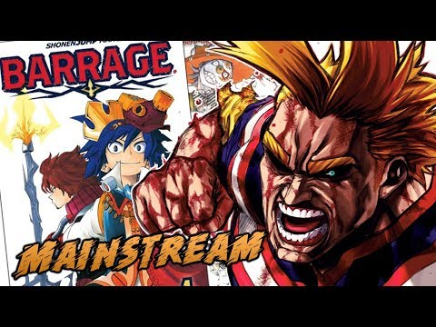 My Hero Academia Becoming Mainstream & Why Its a Good Thing!
