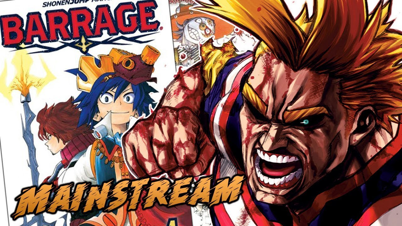 My Hero Academia Becoming Mainstream & Why Its a Good Thing