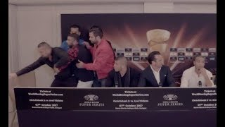 'I WILL **** YOUR WIFE IN YOUR BED!' - AHMET ONER GOES CRAZY & CLASHES w/ TEAM EUBANK (FULL VERSION)