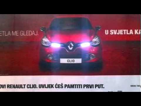 Renault Clio LED