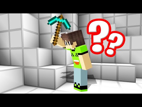Trying To Find DIAMOND Without TEXTURES! (Minecraft Mods)