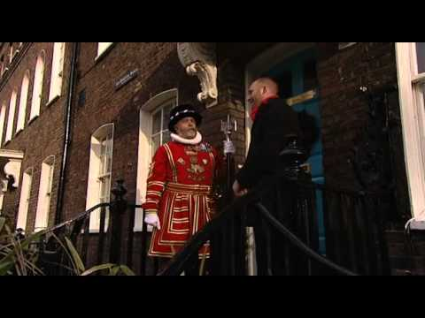 On the Road with the Chief Beefeater at the Tower of London
