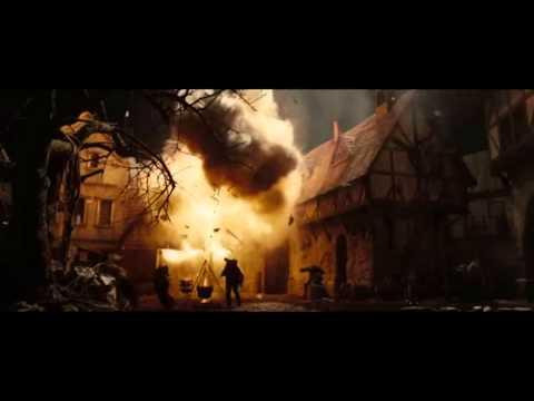 City of Heavenly Fire fan made trailer