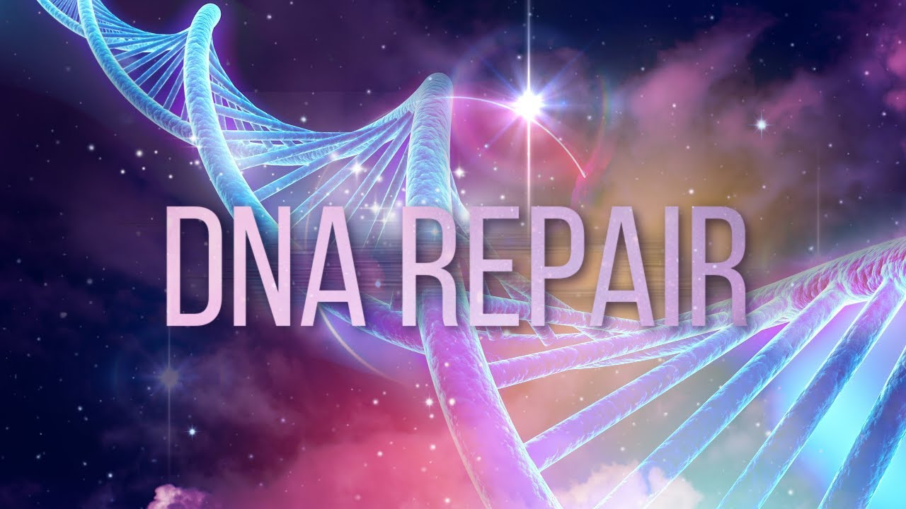 60 Minute DNA Repair to Tap Into Your Highest Potential | 528 Hz ✾
