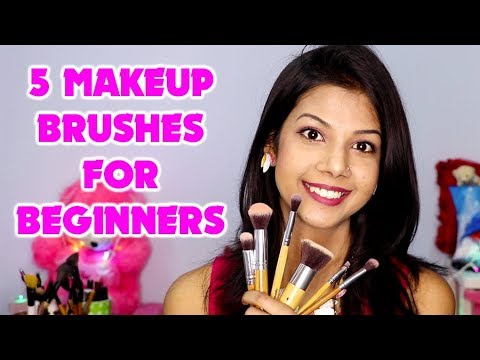 5 makeup brushes for beginners  uses  affordable brushes