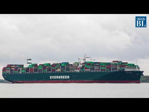 Suez Canal crisis: Containership Ever Given re-floats, says Inch Cape