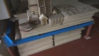 видео Стол стеллаж Bears (Мишки) Advesta