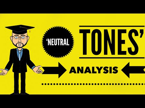neutral tones analysis What is it about neutral tones is a love poem, but focuses on the sadness of the end of a relationship rather than the joy of sharing love it has a tone of tenderness mixed with deep regret and even bitterness, packing poetic devices and original imagery into the four short stanzas to make a powerfully emotional piece of poetry.