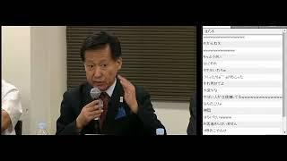 【節生神】2016年東京都知事選挙 公開討論会2.0 山口節生氏
