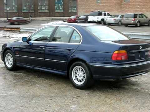 1997 BMW 528i   YouTube