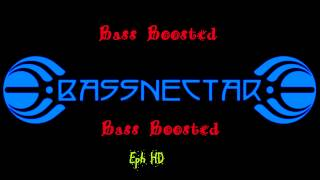 (BASS BOOSTED)BASSNECTAR - Teleport Massive (Bassnectar Remix)