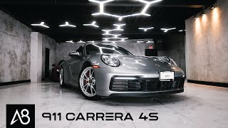 2021 Porsche 911 Carrera 4S | Is It The Best Daily Driver?