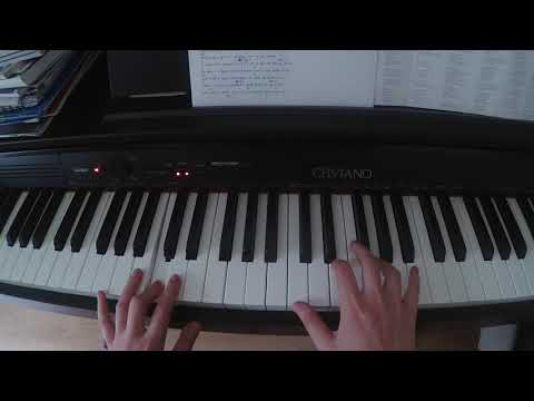 How to Play: Lover by Taylor Swift Piano tutorial thumbnail