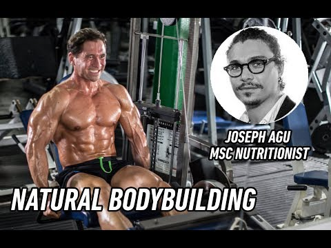 🌱VEGAN BODYBUILDING 🦍 | ROAD TO NGA UNIVERSE (with Nutritionist Joseph Agu, MSc)
