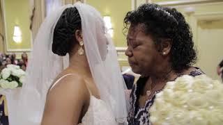 Tristan & Kashayla's Charleston Wedding
