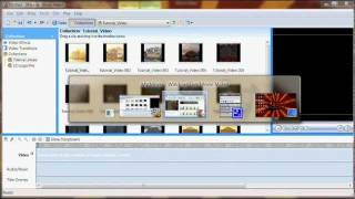 Basics of How to Use Windows Movie Maker 2.6