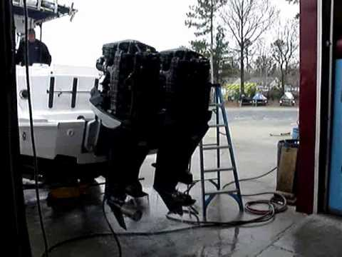 2006 Mercury Verado 275 Hp Outboard Motors For Sale On