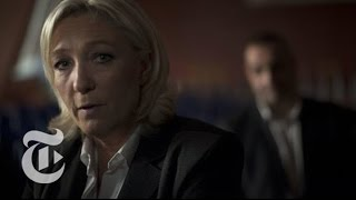 Marine Le Pen's Change in Tone | Paris Attacks 2015 | The New York Times