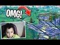 Download BUILD BATTLE AGAINST BEST 9 YEAR OLD KID ON FORTNITE... (Playground 1v1 Fortnite)