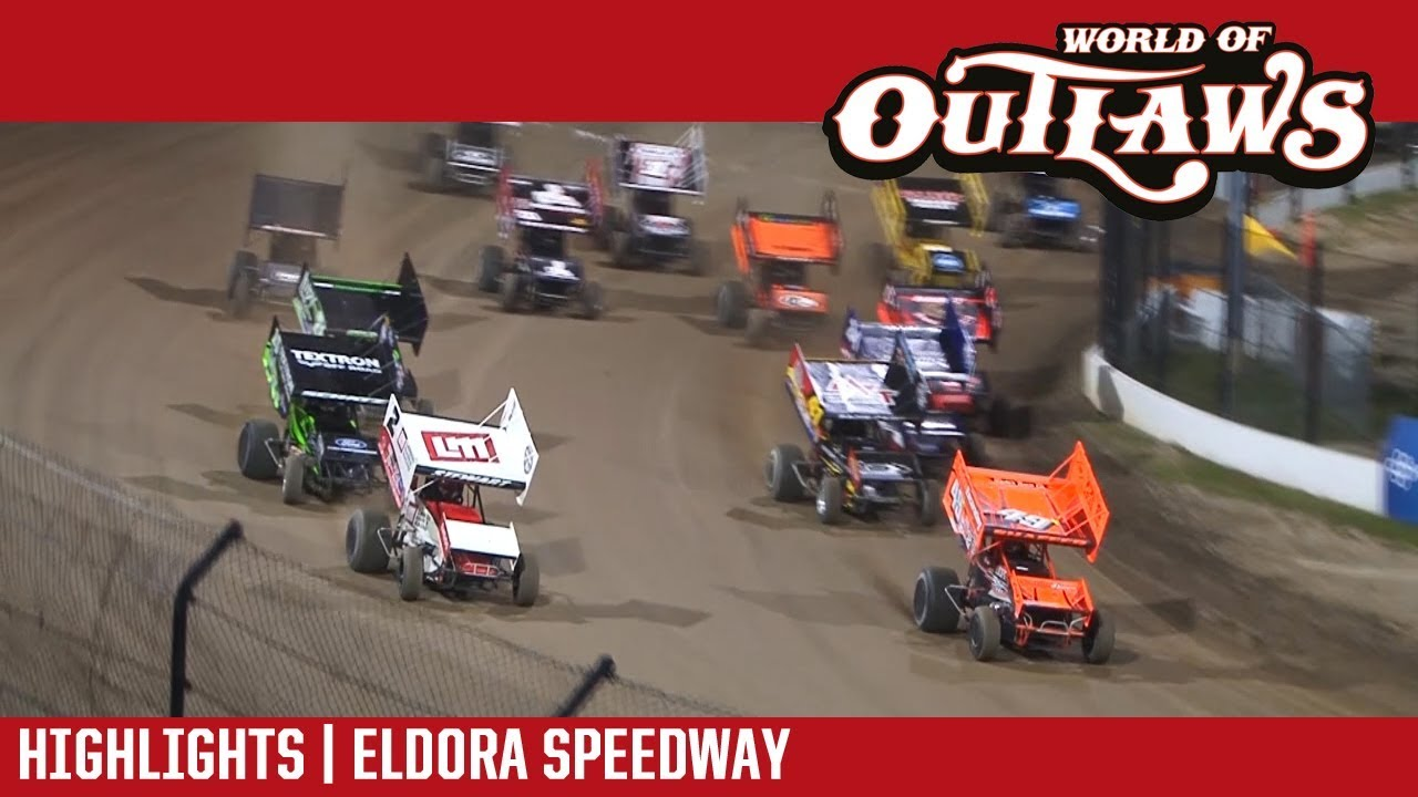 world-of-outlaws-craftsman-sprint-cars-eldora-speedway-september-22-2017-highlights
