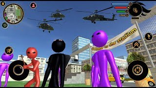 Real Stickman Android Game #20 |  byNaxeex Corp | GamePlay FHD