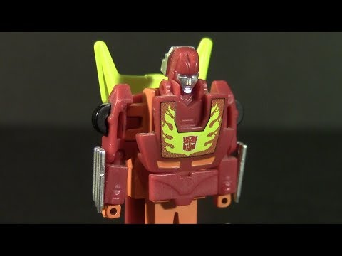 Toycember 2 - WST Hot Rod