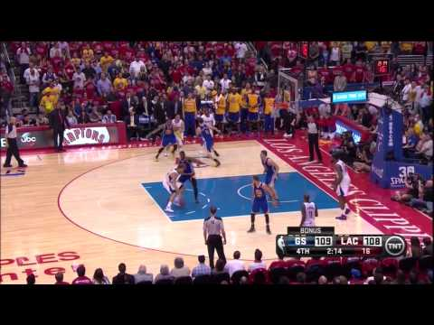 Clippers Vs Warriors Game 7: Blake Griffin Saves The Day