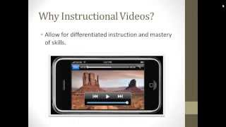 Instructional Videos and 21st Century Learners
