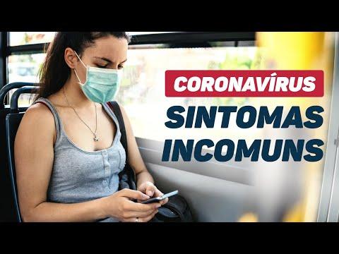 Coronavírus: conheça novos sintomas que podem indicar que você está com covid-19