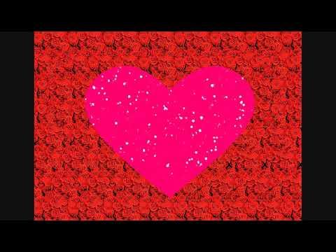 Сборник красивых стереокартинок №1.  Бабочки, сердечки, любовь.