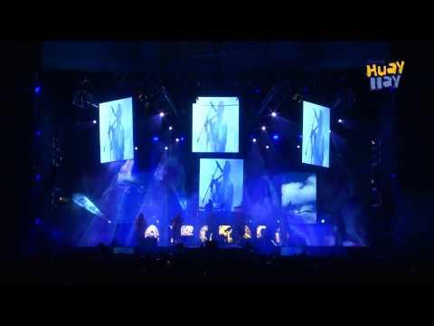 ALBORADA @ FESTIVAL HUAYLLAY 2012