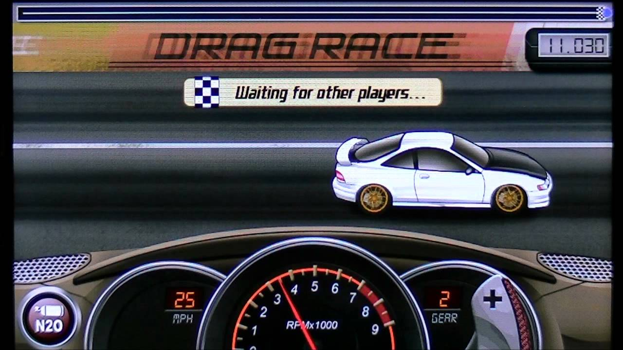 Drag racing tune 11 028 level 2 1 4 honda integra type r
