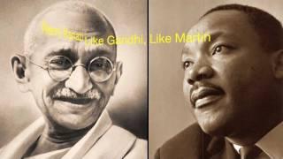 Remi Kanazi - Like Gandhi, Like Martin