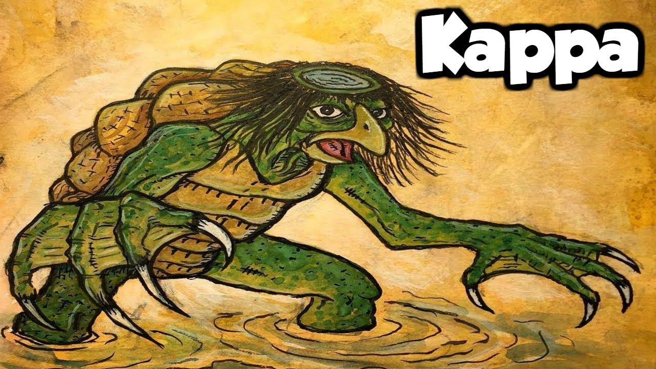 popularna marka najlepsze oferty na kup dobrze Kappa The Japanese River Monster - (Japanese Folklore Explained)