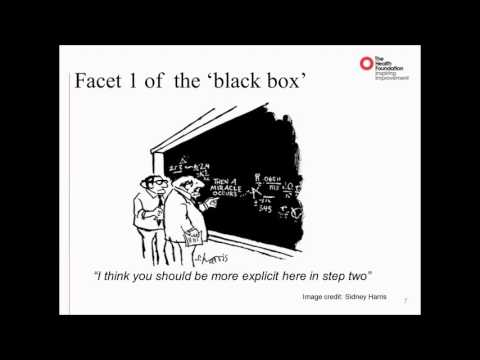The Black Box of Implementation Science: by Helen Crisp