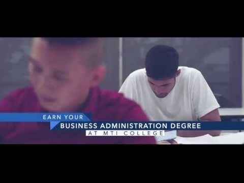 Why Choose Business Administration from MTI College of Sacramento?