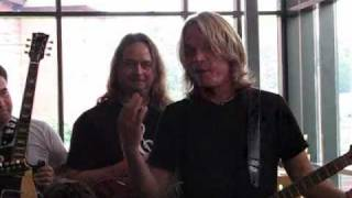 Andy Timmins at Guitar Workshop Plus 2010