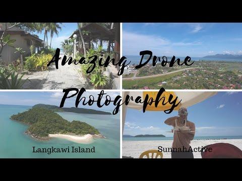 DJI Phantom 4: Amazing Drone Footage of Langkawi Island   Malaysia